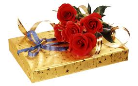6 Red roses bouquet with Celebration chocolates wrapped in golden gifting sheet-flower shops in Hyderabad